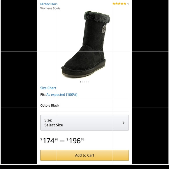 Michael Kors Shoes Leather Boots Poshmark